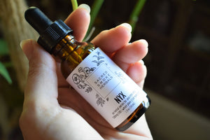 NYX TINCTURE | AN HERBAL POTION FOR PEACEFUL SLEEP | CBD TINCTURE
