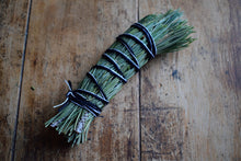 Load image into Gallery viewer, PINON PINE SMOKE WAND | WILD-HARVESTED ARIZONA PINON PINE | PINE SMUDGE