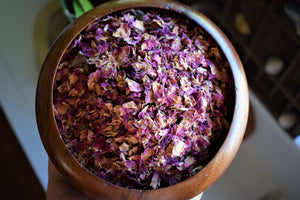 ROSE PETALS | SMOKABLE ROSE PETALS | ORGANICALLY CULTIVATED