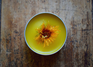CALENDULA SALVE | SMALL-BATCH | GARDEN-GROWN | PURE MAGIC