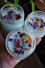 Load image into Gallery viewer, SPRING FLING | HERB DRESSED INTENTION CANDLE