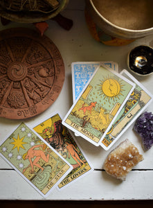THE ORIGINAL A.E. WAITE TAROT DECK | TAROT CARDS | DIVINATION TOOLS