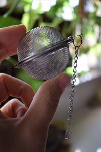 "2"" METAL TEA BALL INFUSER"