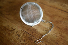 "Load image into Gallery viewer, 2"" METAL TEA BALL INFUSER"
