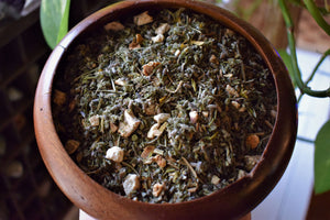 AWAKENING RITUAL TEA | AN HERBAL BLEND TO OPEN THE THIRD EYE