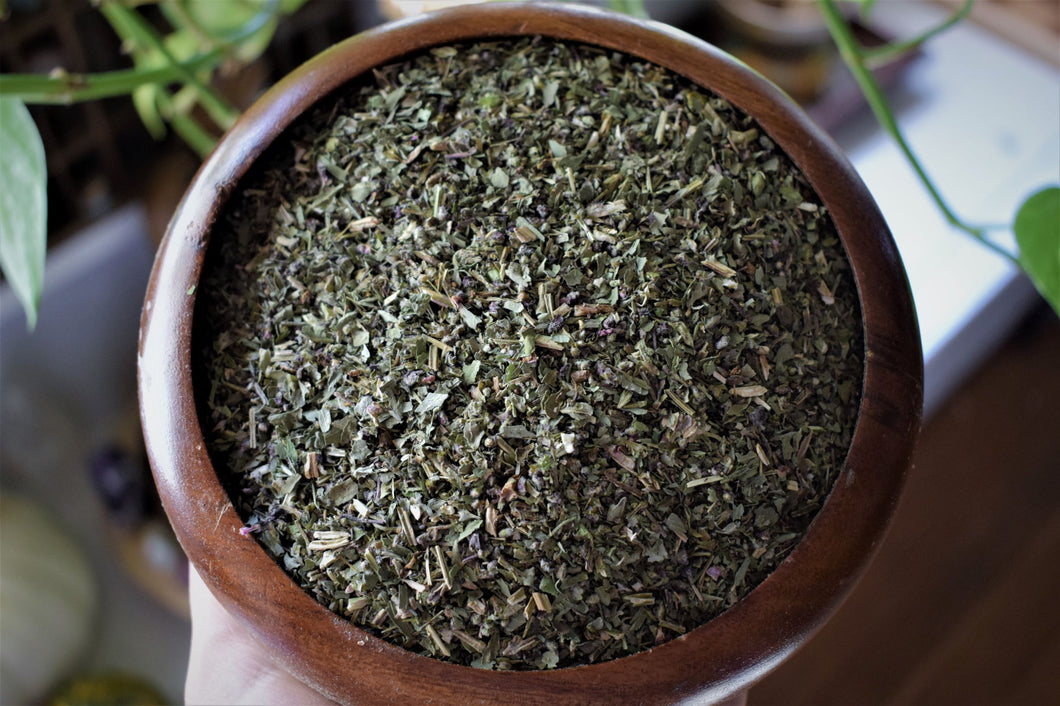 TULSI (HOLY BASIL) | OCIMUM SANCTUM | TOBACCO ALTERNATIVE | ORGANICALLY CULTIVATED