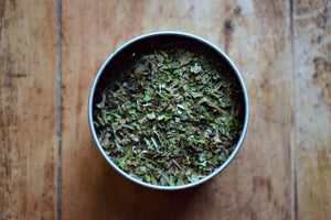 WARRIOR | A LOOSE HERBAL BLEND TO RELIEVE PAIN + MUSCLE TENSION