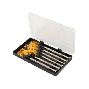 سيت مفك دقيق تولسن TOLSEN PRECISION SCREWDRIVER SET 6Pcs 20031
