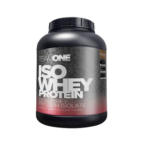 بروتين بروتين مصل اللبن ايسو نيتريشن تيم ون TEAM ONE Nutrition ISO Whey Protein
