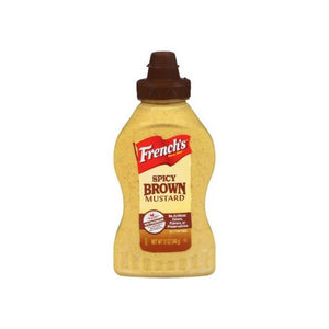 خردل حار برون فرنشز frenchs spicy brown mustard
