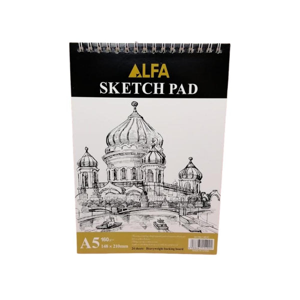 دفتر رسم سكيج الفا ALFA Skig drawing book