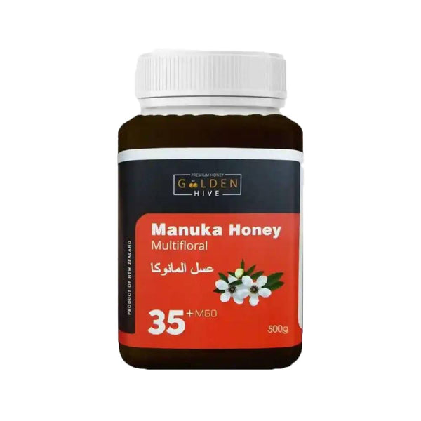 عسل المانوكا جولدن هيف golden hive manuka honey