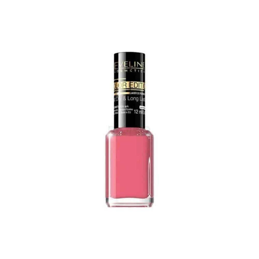 ايفيلين صبغ اظافر EVELINE  nail color edition