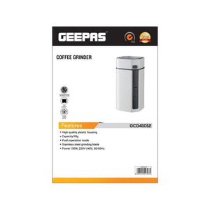 جيباس طاحونة Geepas Coffee Grinder