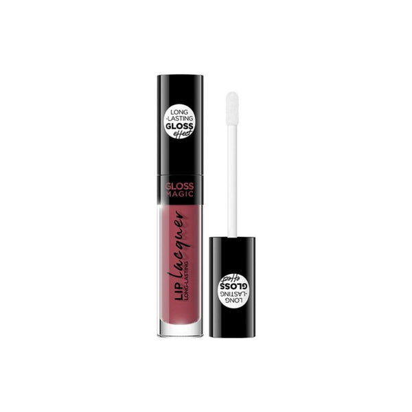 احمر شفاه وملمع ايفلين EVELINE LIP LACQUER GLOSS MAGIC