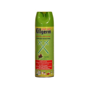 بخاخ سبري مطهر اسطح كيل جيرم KillGerem Spray Surface Disinfectant