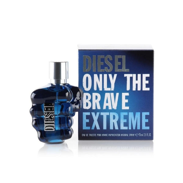 عطر رجالي  ديزل اونلي ذا بريف اكستريم او دي تواليت Diesel Only The Brave Extreme 75ml EDT (M) SP Mens