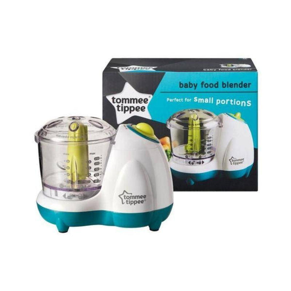 خلاط طعام تومي تيبي  Tommee Tippee Closer To Nature Explora Electric Baby Food Blender