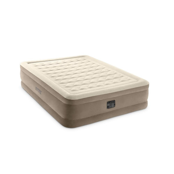 سرير مزدوج قابل للنفخ دورا بيم ديلوكس انتكس INTEX Dura Beam Deluxe Airbed 64428