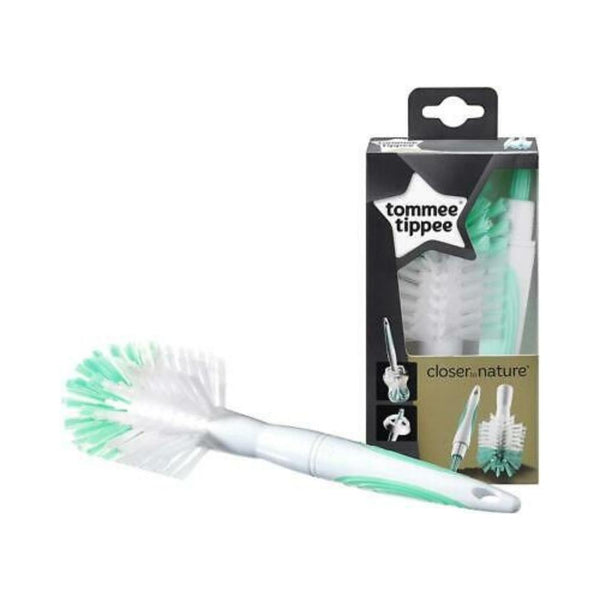 فرش تنظيف الرضاعة تومي تيبي Tommee Tippee Essentials Bottle Brush and Teat Brush