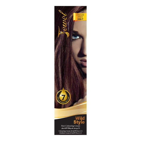 جويل صبغ للشعر jewel hair color