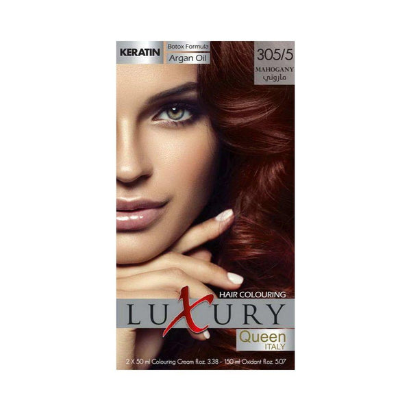 صبغ للشعر كوين لاكجري Queen Luxury hair color