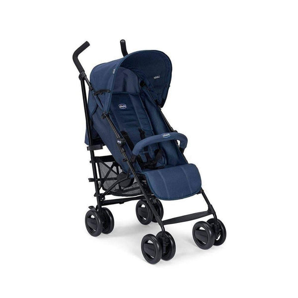 عربة اطفال لوندون جيكو Chicco London Up Baby Stroller with Shock Absorption Bracket - Passion Blue