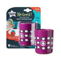 كوب اطفال تومي تيبي Tommee Tippee No Knock Cup, Small, (12 months+)