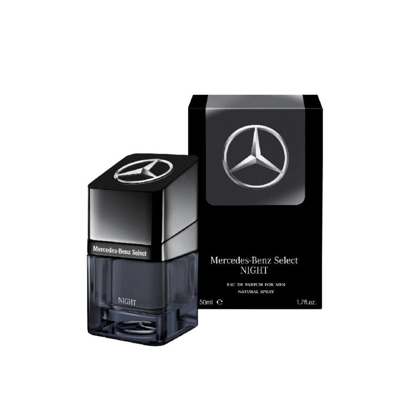 عطر سليكت نايت مرسيدس بنز MERCEDES Benz Select Night EDP