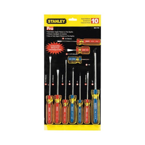 سيت مفك براغي برو ستانلي STANLEY Pro Screwdriver Set