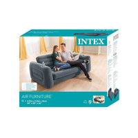 سرير وكنبة قابلة للنفخ كنك انتكس INTEX Inflatable Sofa Bed King 66552