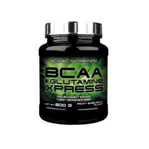 جلوتامين إكسبرس نيتريشن سايتك SCITEC Nutrition BCAA Glutamine Xpress