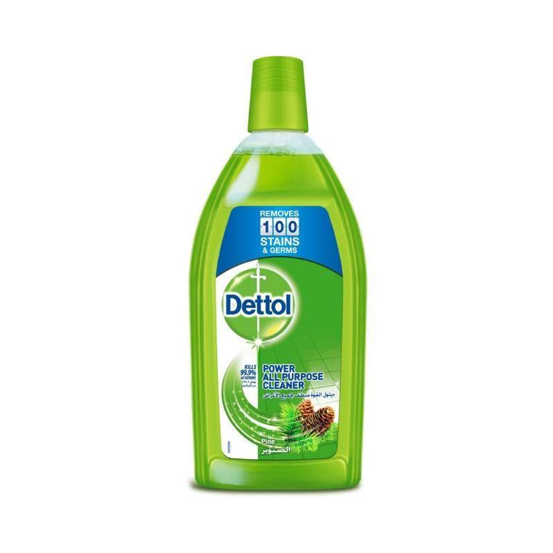 ديتول منظف صنوبر Dettol Mac 4In1 Pine Floor Cleaners 500 ml