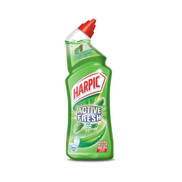 هاربيك باين Harpic Active Fresh Liquid Toilet Cleaner Pine 750 ml