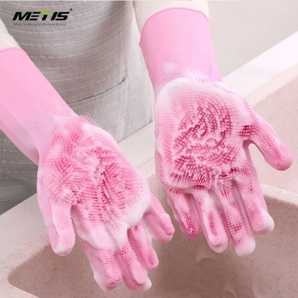 قفازات غسيل الصحون Dishwashing gloves