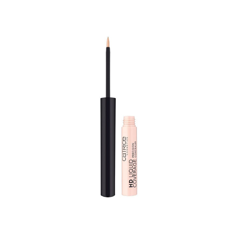 كونسيلر سائل كوفرج بريزشن كاتريس Catrice HD Liquid Coverage Precision Concealer