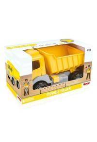 سيارة للاطفال DOLU TIPPER TRUCK IN WINDOW BOX 38 CM