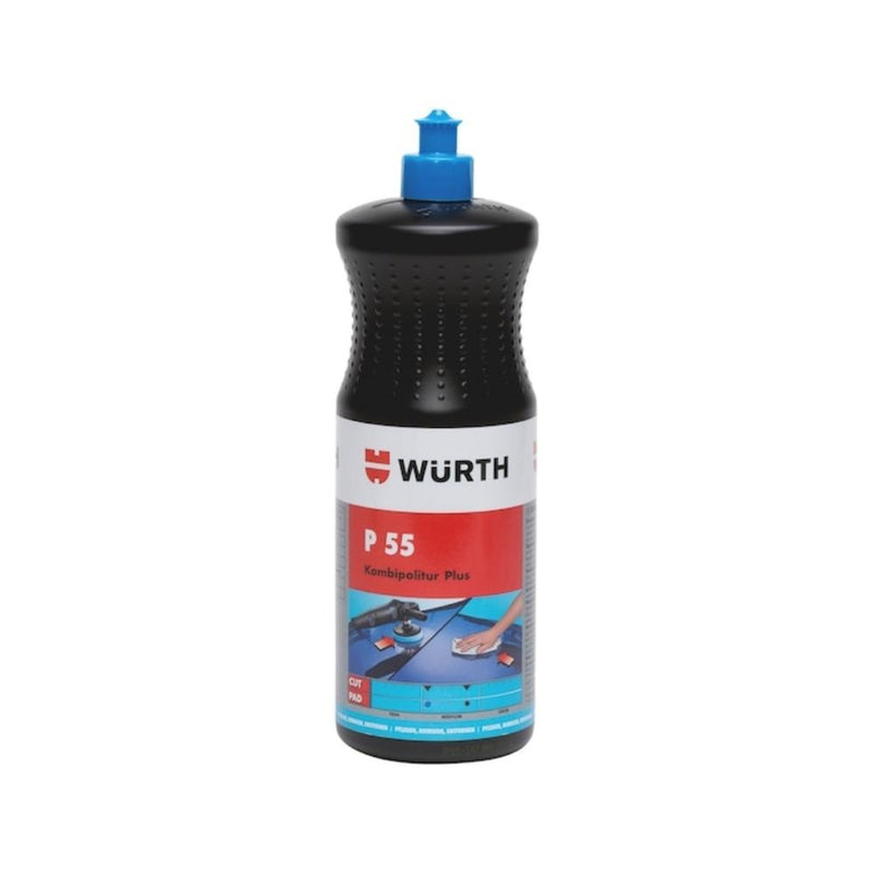 بولش كومبي بلس وورث WURTH Polish Combi Plus P55