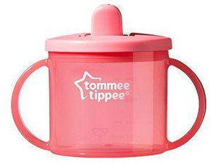 قدح تومي تيبي  Tommee Tippee Essential Basics First Cup 190ml 4m+