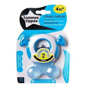 عضاضة مزدوج تومي تيبي  Tommee Tippee Closer To Nature Stage 2 Teether 4m+