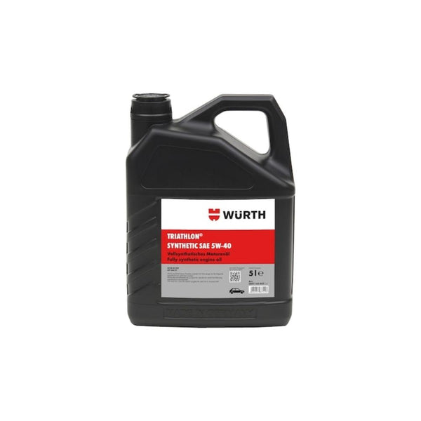 زيت المحرك وورث WURTH Engine oil 5W40