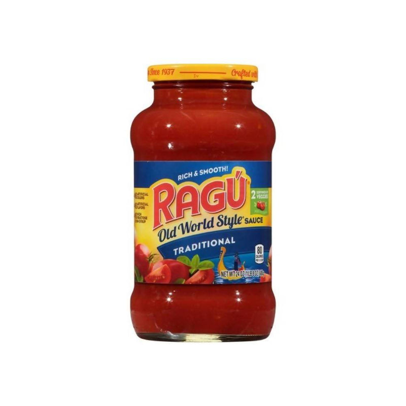 صلصة تريدشنل راجو ragu old world style sauce triditional