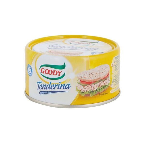 تونة سندويش قودي تاندرينا Goody Tenderina Sandwich Tuna