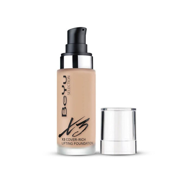 كريم اساس كوفر رتج بيو BeYu Cover Rich Lifting Foundation