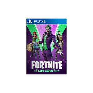 لعبة فورت نايت Fortnite Ps5