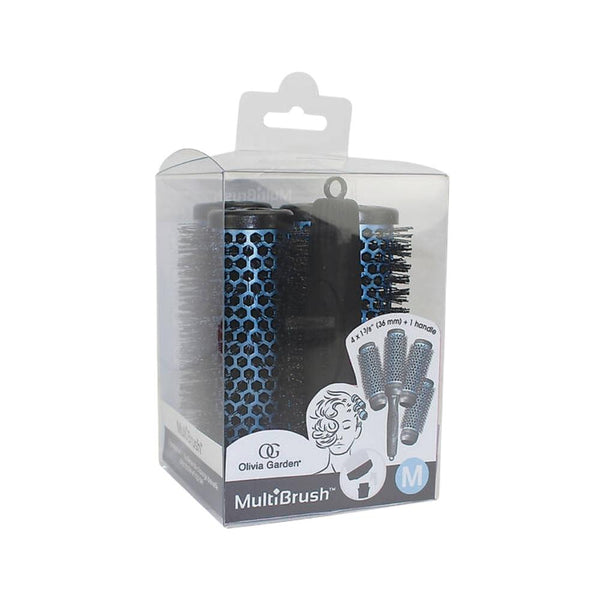 فرشاة تصفيف اوليفيا كاردن Olivia Garden MultiBrush Detachable Thermal Styling Hair Brush
