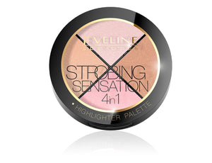 ايفلين كونتور بلش EVELINE CONTOUR BLUSH SENSATION 4IN1