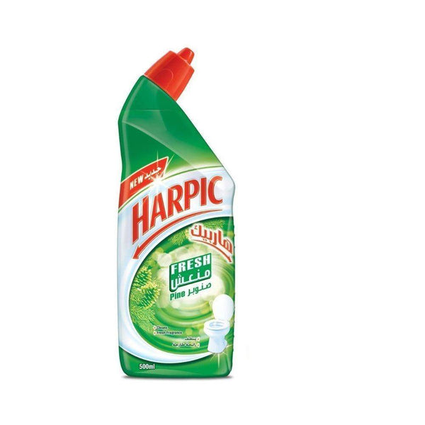 هاربيك ليكويد صنوبر Harpic Fresh Pine Liquid Toilet Cleaner 500ml