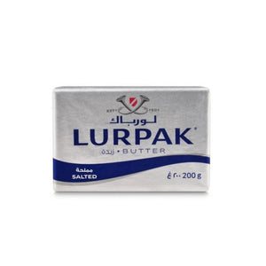 زبدة مملحة لورباك LURPAK Salted Butter