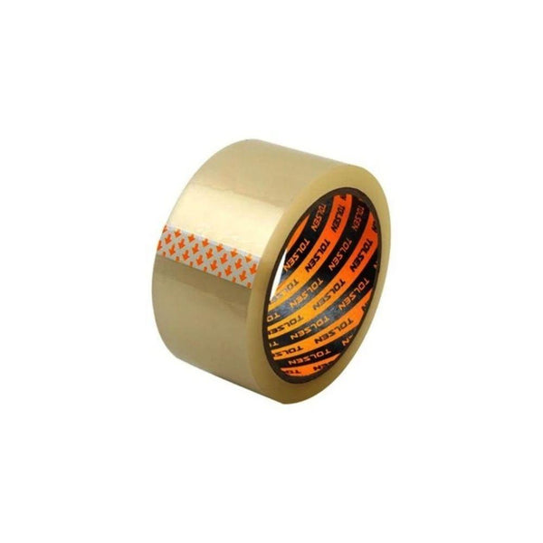 شريط لاصق تولسن TOLSEN BOPP Packing Tape Clear 50200